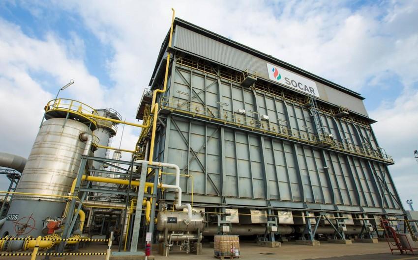 Производство метанола в Азербайджане возросло в 3,2 раза