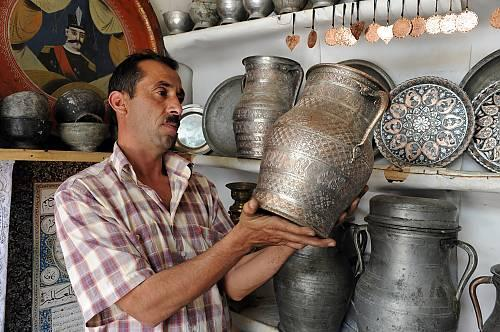Azerbaijan's Copper craft Lahij included in UNESCO Representative List of Intangible Cultural Heritage of Humanity