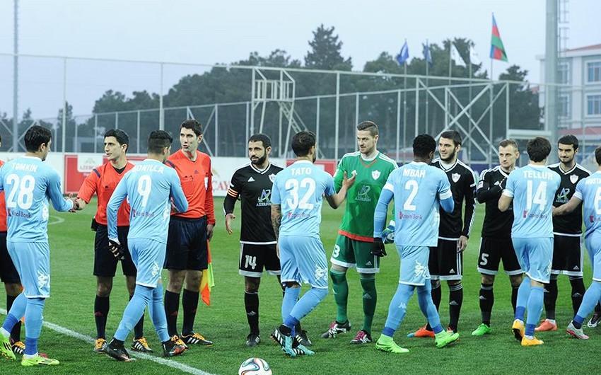 Bu gün futbol üzrə Azərbaycan Premyer Liqasında VII tura start veriləcək