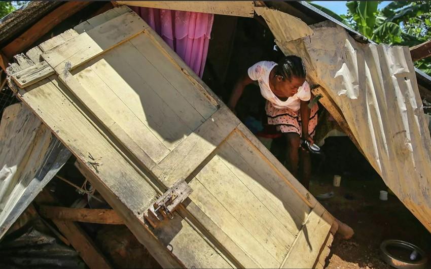 Haitidə zəlzələ qurbanlarının sayı 1419 nəfərə çatıb