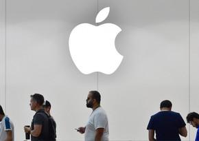 """""""Apple""""in xalis mənfəəti 7% azalıb"""