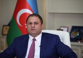 Tofiq Heydərov istefa verib