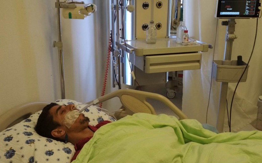 Ermənistan silahlı bölmələrinin açdığı atəş nəticəsində Ağcabədi sakini yaralanıb