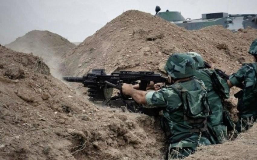 Армяне нарушили режим прекращения огня 23 раза за сутки