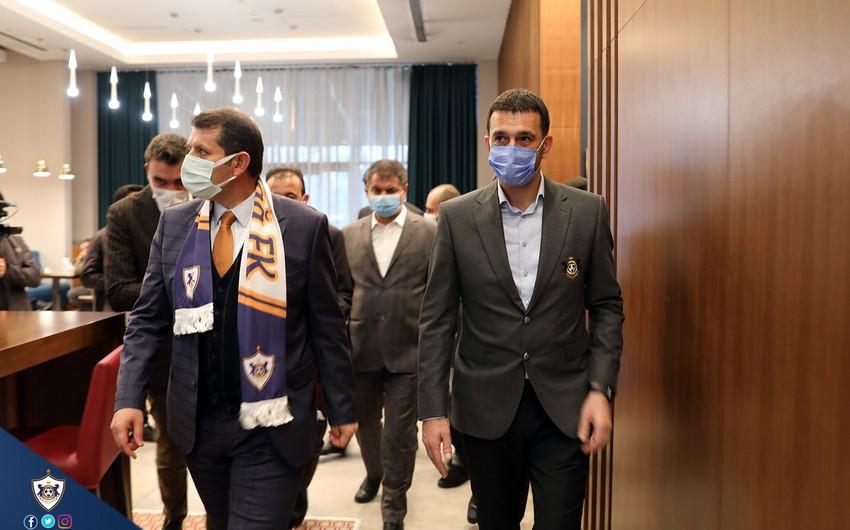 Sivas valisi Qarabağı ziyarət etdi