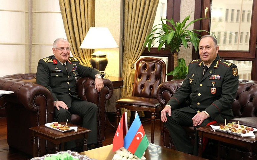 Azerbaijan, Turkey mull development prospects of security and military cooperation