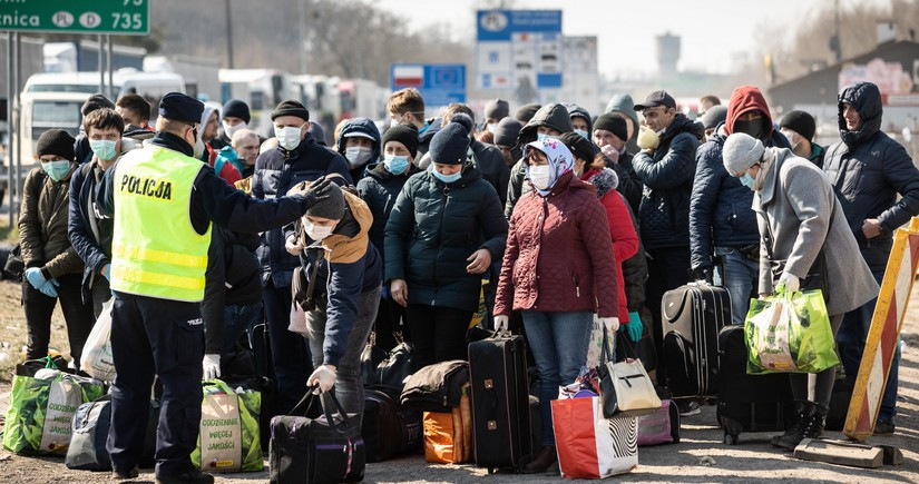 В ООН раскритиковали закон Польши, позволяющий отказывать мигрантам в убежище