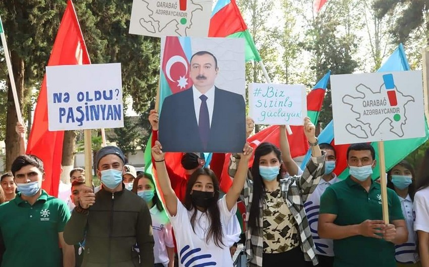 """""""Heritage Fondu"""": Ermənistandöyüş meydanında qətiyyətlə məğlub olub"""