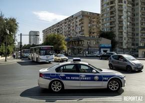 Yol polisi hərəkət iştirakçılarına müraciət edib