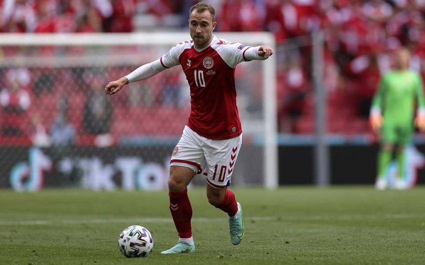 Евро-2020: Дания не сможет заменить госпитализированного Эриксена в заявке