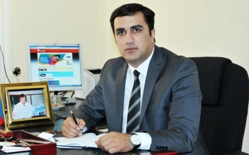 Elnur Nağızadə barəsində verilmiş şikayət əsasında cinayət işi başlanıb