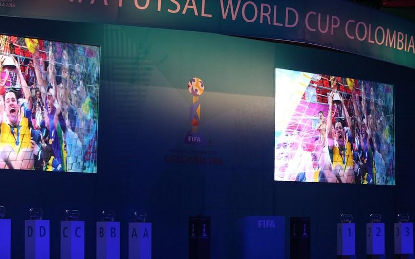 Azərbaycan millisinin dünya çempionatındakı oyunlarının vaxtı müəyyənləşib
