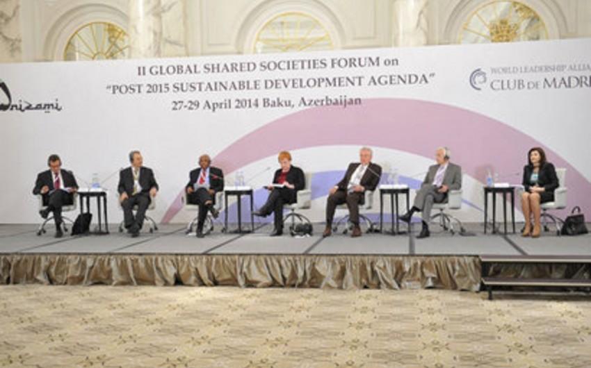 Bakıda III Qlobal Açıq Cəmiyyətlər Forumu keçiriləcək