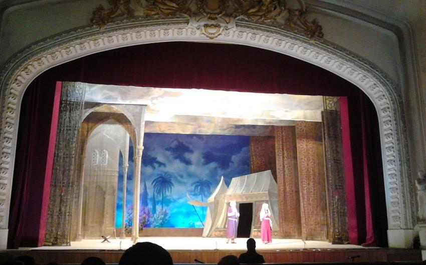 Güllü Muradova Azərbaycan opera səhnəsinin yeni Leylisi olub