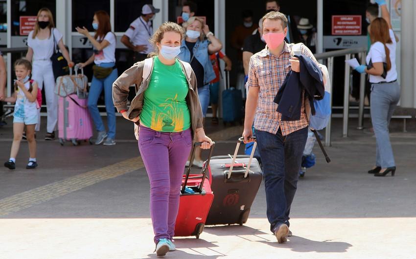 Türkiyə yenidən sərhədlərini turistlər üçün bağlaya bilər