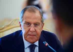 Sergey Lavrov bu gün Azərbaycana səfər edəcək