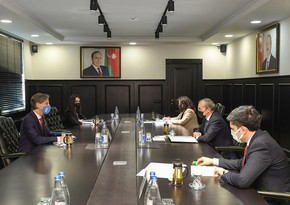 Discussions held on expanding cooperation with UNDP