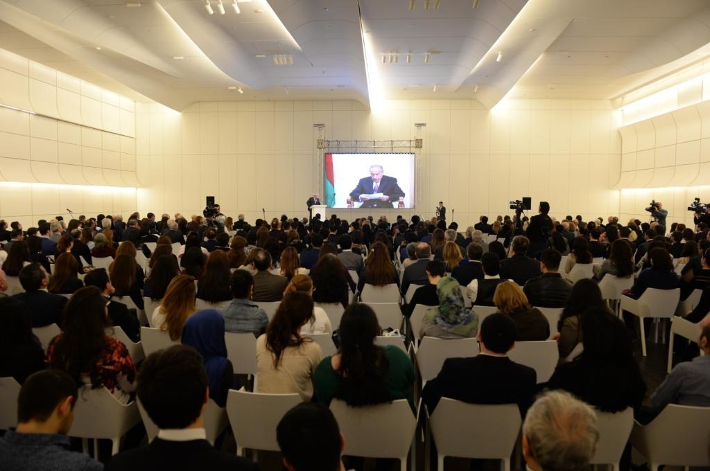 Seminar 'Heydar Aliyev and Azerbaijani model of multiculturalism' was held