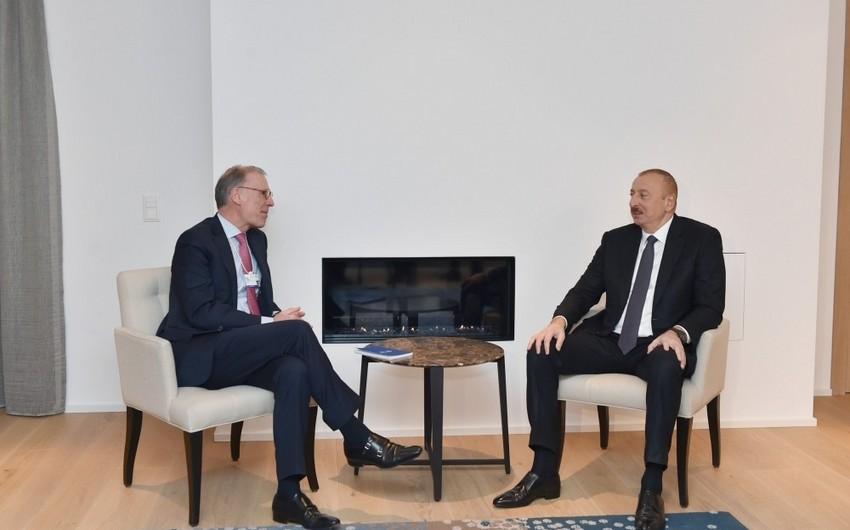 """""""Carlsberg Group"""" şirkəti Azərbaycana investisiya qoyuluşunu artırmaq niyyətindədir"""