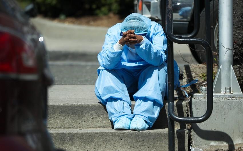 ÜST: Koronavirusa daha 260 min insan yoluxub
