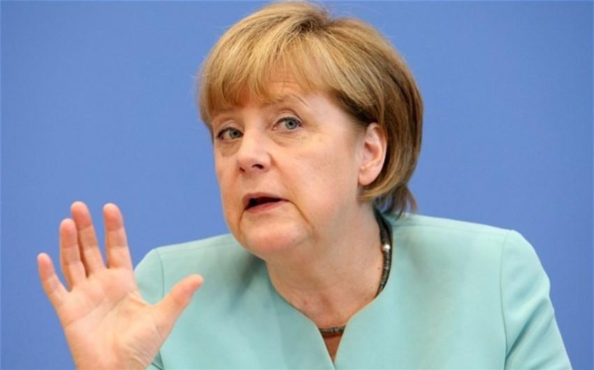 Angela Merkel səlahiyyət müddətinin sonuna qədər vəzifəsində qalacaq