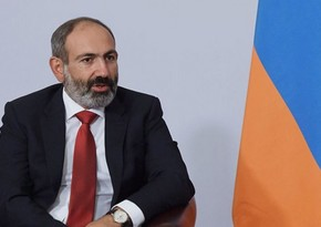 Pashinyan says he's in Armenia