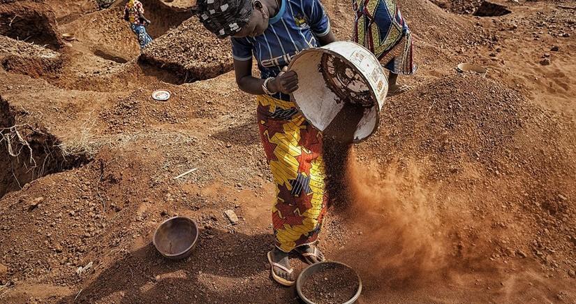 В Буркина-Фасо 11 человек погибли при обрушении золотоносной шахты