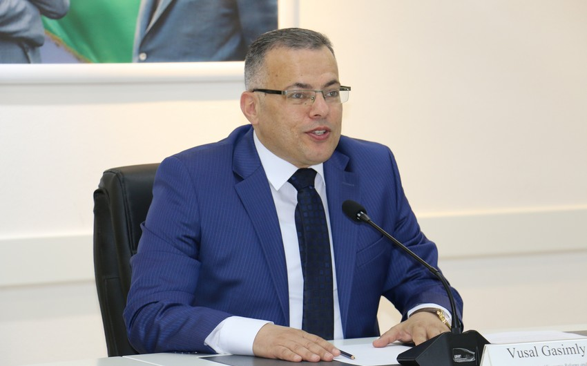 """Vüsal Qasımlı: """"Altılıq"""" platforması regional inkişaf üçün zəmindir"""""""