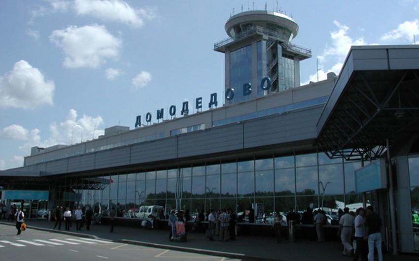 Самолёт с пассажирами на борту загорелся в аэропорту Домодедово
