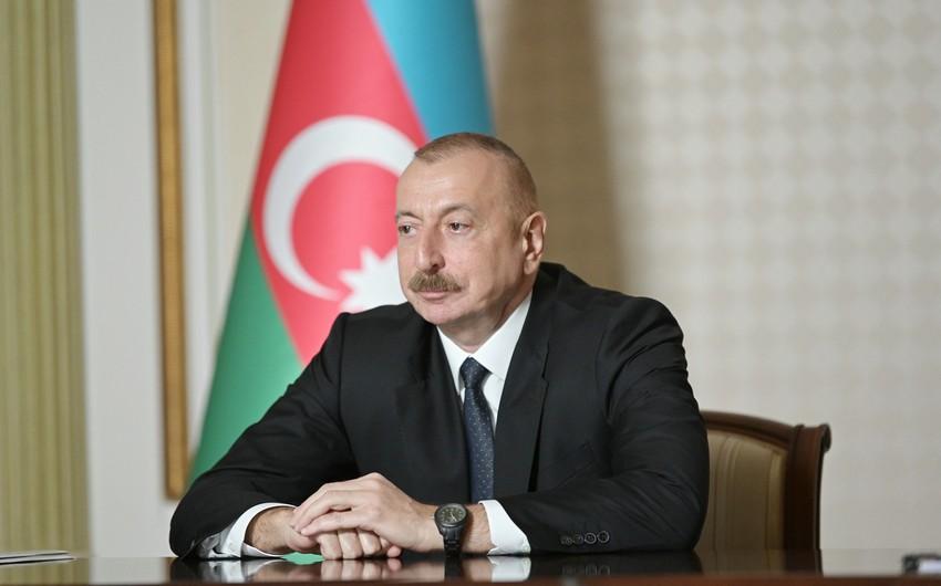 Azərbaycan idmançıları Prezidentə müraciət etdi