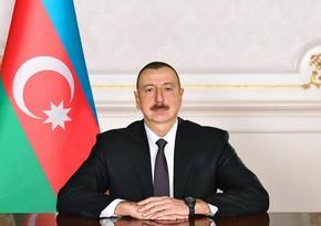Azərbaycan İdman Jurnalistləri Federasiyası Prezidentə təşəkkür etdi