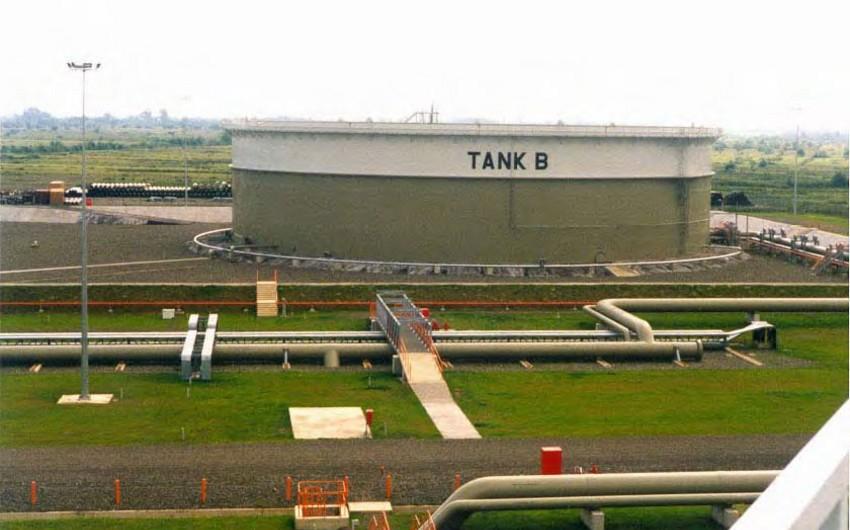 SOCAR bu il Supsa limanından 1,75 mln. ton xam neft ixrac edib