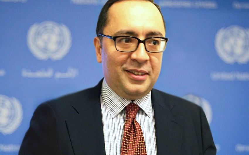 Azərbaycanlı diplomat BMT-də yüksək vəzifəyə təyin olunub