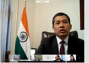 Embassy of India organizes online business meeting