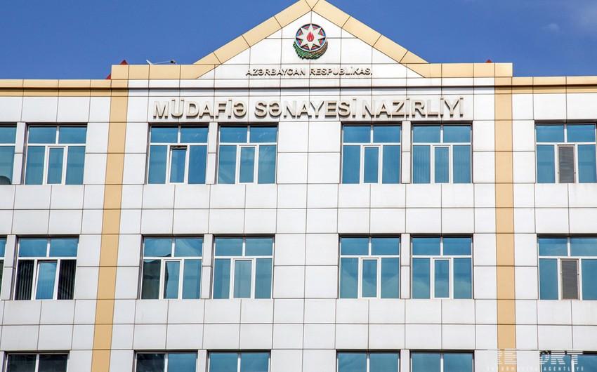 Müdafiə Sənayesi Nazirliyi 44 məzunu işə götürüb