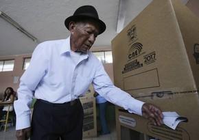 Ekvadorda prezident seçkilərinin ikinci turu keçiriləcək