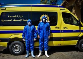 Misirdə 7 koronavirus xəstəsi xəstəxanadakı yanğında ölüb