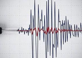 Названо количество зарегистрированных в Азербайджане землетрясений
