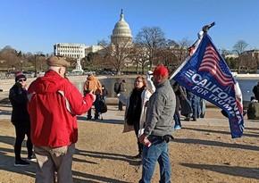 Мэр Вашингтона призвала не посещать столицу в день инаугурации Байдена