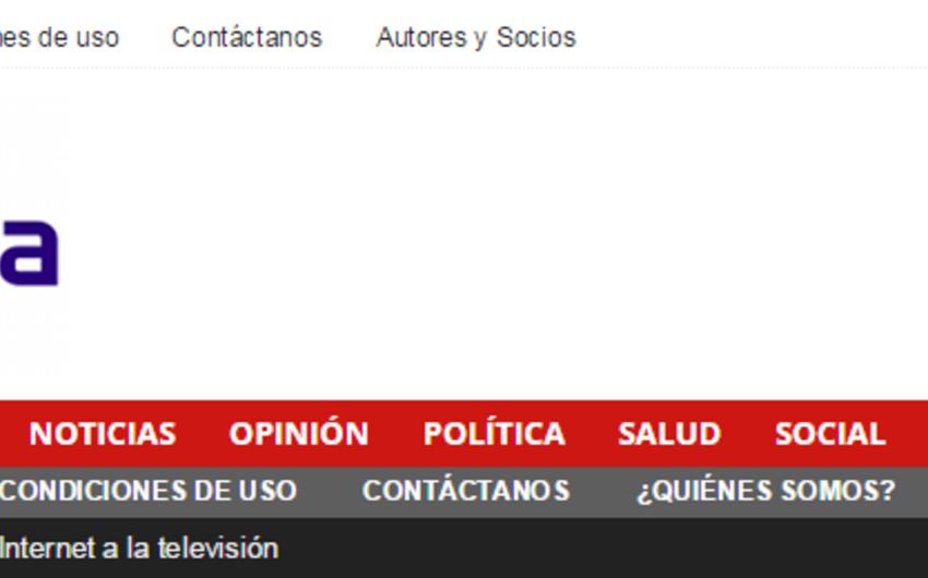 """Amerikanın """"Eurasia Hoy"""" portalında AzərTAc-ın baş direktoru Aslan Aslanovun məqaləsi dərc edilib"""
