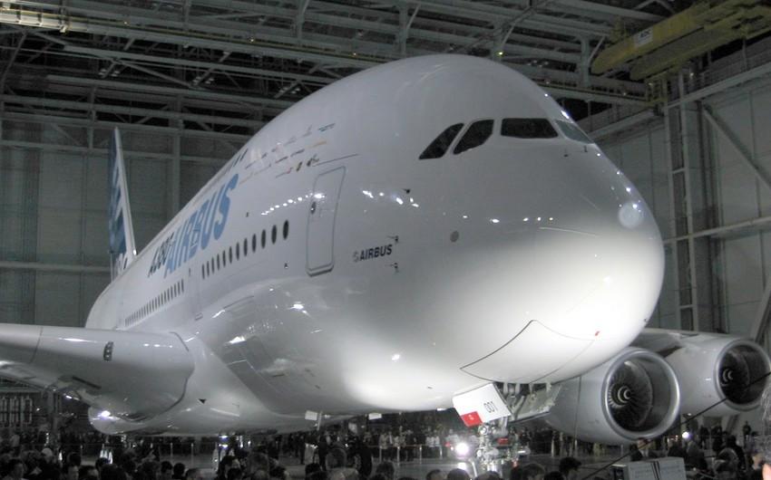 Iran Air və Airbus 22 mlrd. avro dəyərində saziş imzalayıb