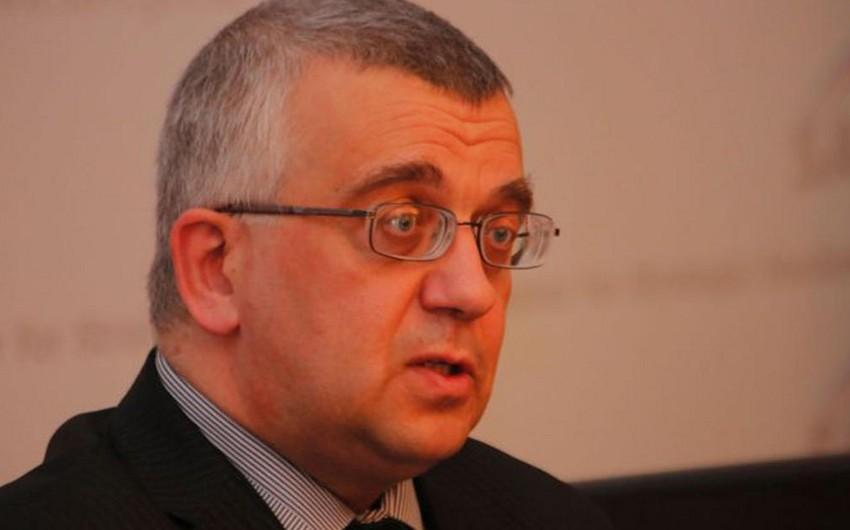 Олег Кузнецов: Удар армянской армии по мирному населению напоминает нападение гитлеровской Германии