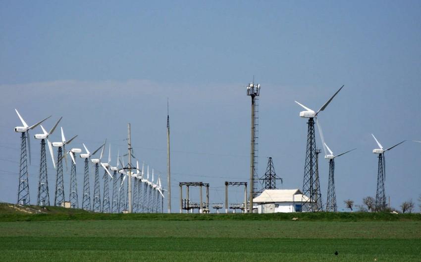 Avropada küləkdən alınan elektrik enerjisi artıb