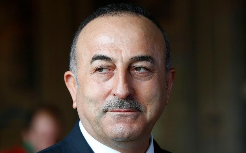 """Mövlud Çavuşoğlu: """"İkili standartlara görə Qərbə etibar edənlər azalır"""""""