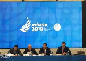 Koordinasiya Komitəsinin rəhbəri: Avropa Oyunları zamanı ciddi problem olmayıb