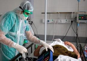 В России за сутки умерли 480 пациентов с COVID-19