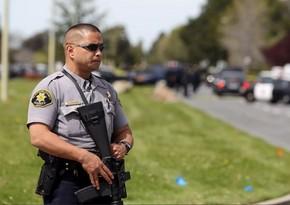 Kaliforniyada polisə hücum zamanı şerifin iki müavini yaralandı