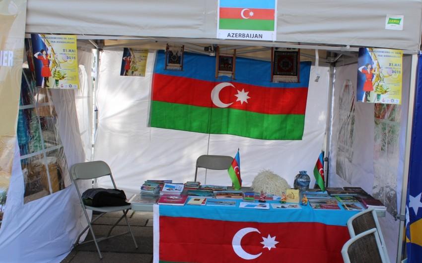 Norveçdə yaşayan azərbaycanlılar ölkəmizi beynəlxalq festivalda təmsil edib