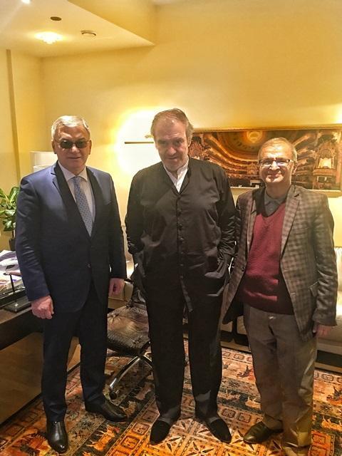 Mariinsky Theater highly appreciates Azerbaijani soloists