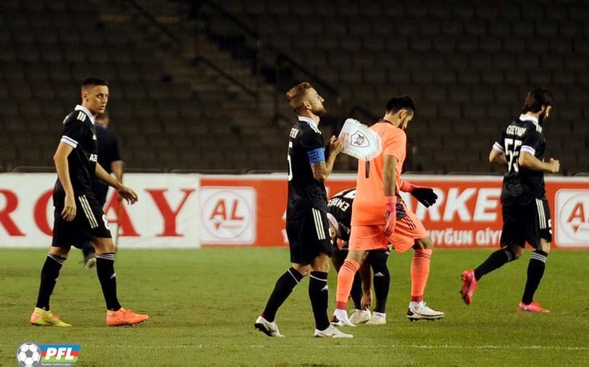 Qarabağ Çempionlar Liqasında daha bir mərhələ keçdi